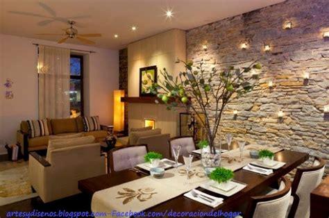 del arco hogar decoracion ambientes con paredes de piedras dise 241 o y decoraci 243 n del