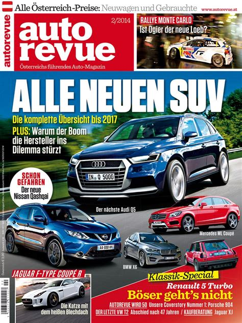 Auto Revue by Autorevue Magazin Archiv Ausgabe Februar 2014 Auf