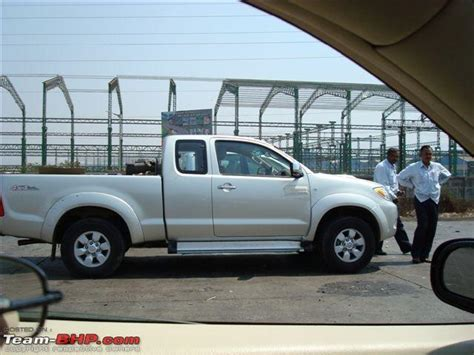 Toyota Trucks In India Ford Truck Spotted In Pune Page 3 Team Bhp