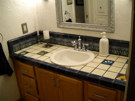 talavera bathroom how to design kitchens and bathrooms using mexican