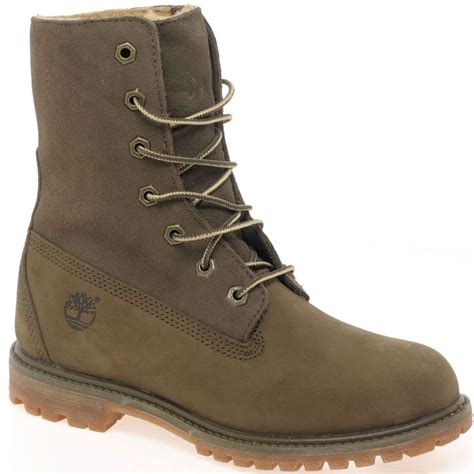 womans timberland boots timberland teddy fleece womens ankle boots charles clinkard