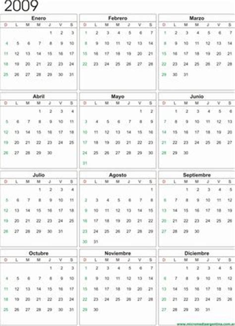 Calendario 2009 Agosto El 2009 Ser 225 El A 241 O De 10puntos