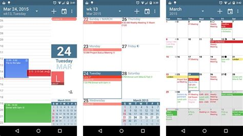 Best Calendar Widget Android 10 Best Reminder Apps For Android Android Authority