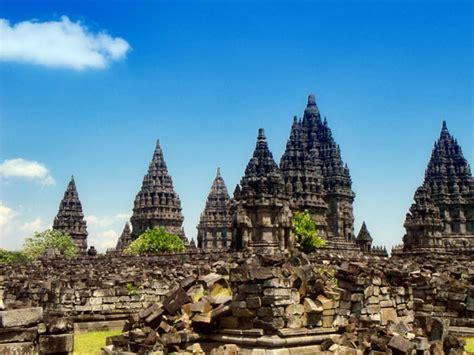 www sejarah candi prambanan tempat wisata foto gambar wallpaper