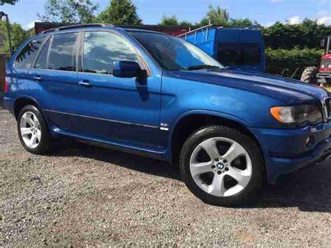 x5 bmw manual bmw 2003 x5 blue petrol manual car for sale