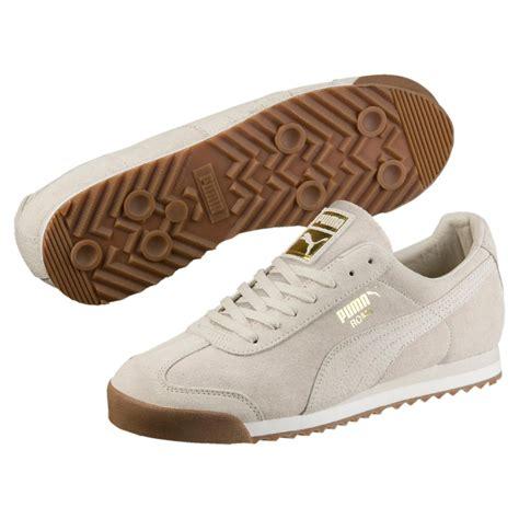 low top sneakers mens mens roma warmth low top sneakers birch
