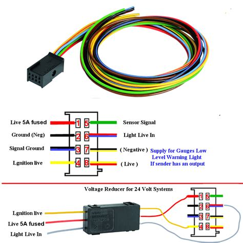 wiring diagram vdo gauges wiring best free home