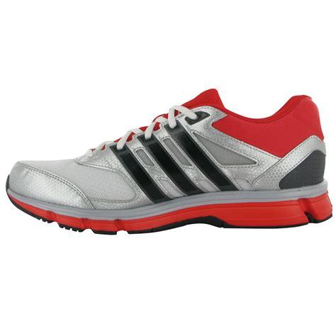 cushion running shoes adidas questar cushion 2 mens running shoes white