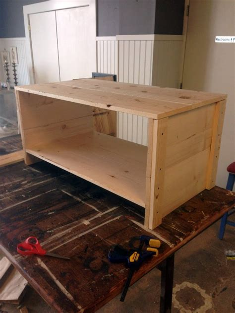 build  tv stand diy projects craft ideas