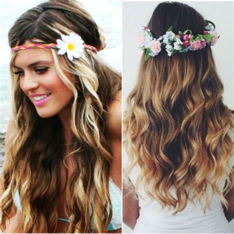 hair cuts for slightly wavy hair 10 boho hairstyles inspire you 2015 summer vpfashion