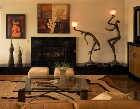 themed home decor how to bring lively african decor ideas in your home