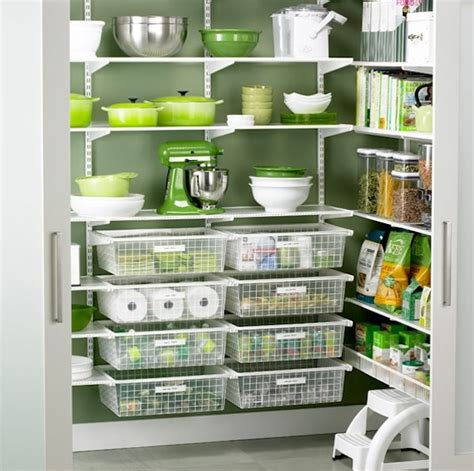 finding storage in your kitchen pantry