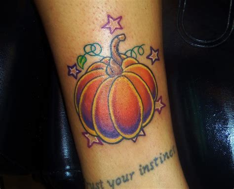 pumpkin tattoos holloween pumpkin by kevin gordon archive
