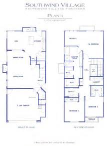 laing homes floor plans exterior and floor plans the cape at southwind village