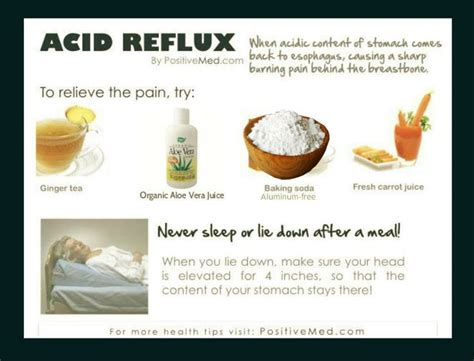 acid reflux home remedies 15 home remedies for acid