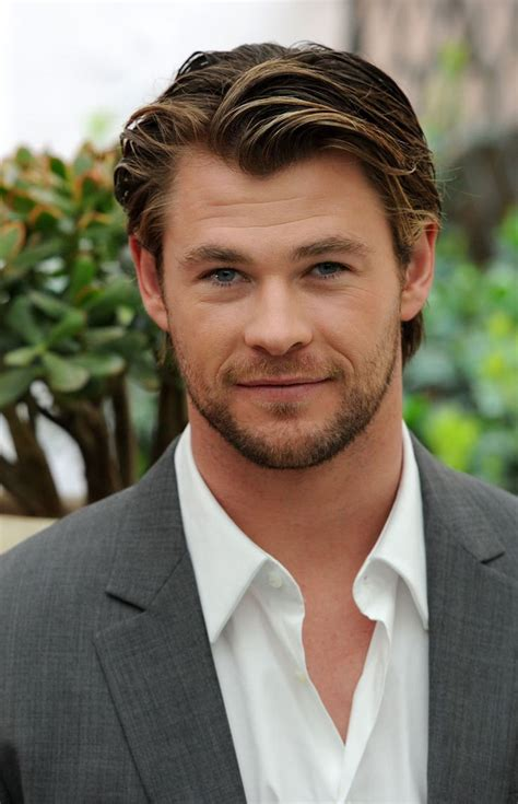 Hemsworth Also Search For Chris Hemsworth Hair Search Haircut Ideas Hair Hemsworth And