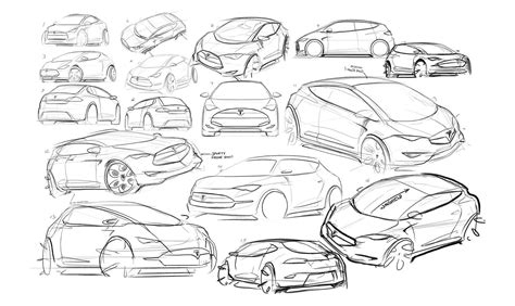 Cars 3 Sketches by Car Design Sketch Images The Best Design 2017