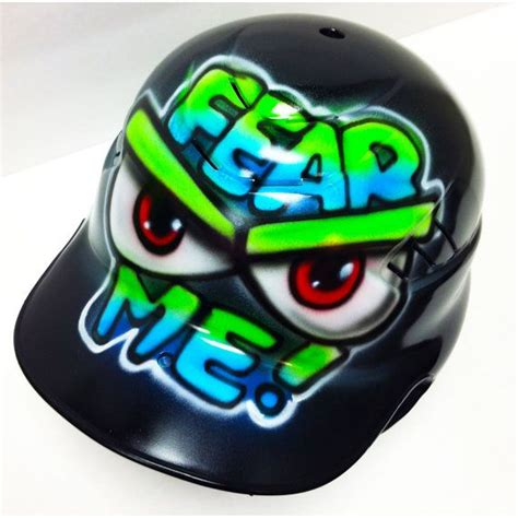 design batting helmet 50 best images about airbrushed batting helmets on