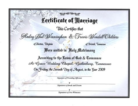 Pinellas County Marriage License Records 100 Premarital Counseling Sessions Certificate Of