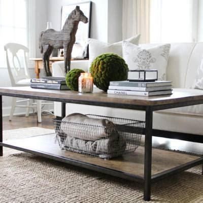 decor for coffee table styling your coffee table coffee table decor tip junkie