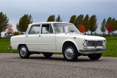 Alfa Romeo Berlina For Sale by 1964 Alfa Romeo Giulia 1300 Berlina For Sale Classic