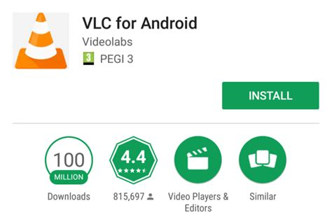 Play Store Vlc Vlc Record Di Sul Play Store