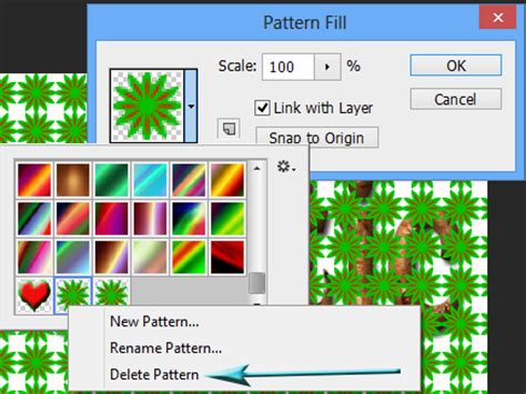 pattern options photoshop how to create custom patterns in photoshop cs6 techstic