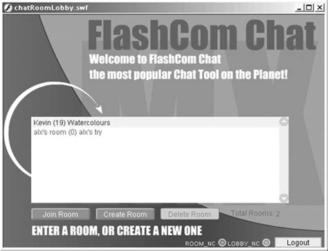 the lobby chat room chapter exercises overview chapter 10 step 10 lobby applications part i 10 steps