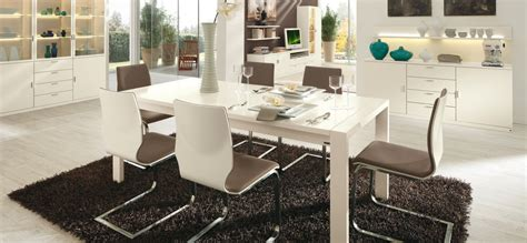 White Modern Esszimmer Sets by 30 Modern Dining Rooms