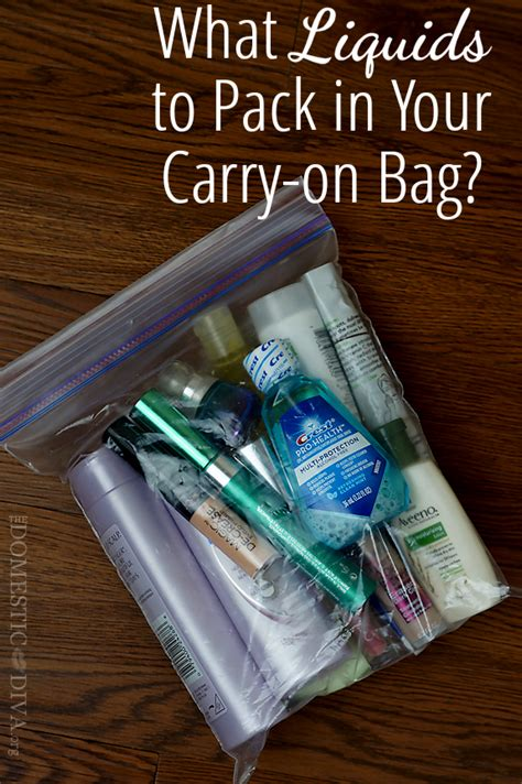 Tips From A Regular Makeup Bag by Travel Makeup Tips What Liquids To Pack In Your Carry On