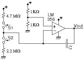 lm358 integrator circuit lab 10 operational lifiers u crete cs 121