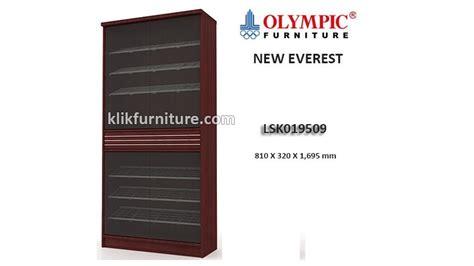 Jual Rak Sepatu Olympic lsk019509 lemari sepatu chicago olympic sale