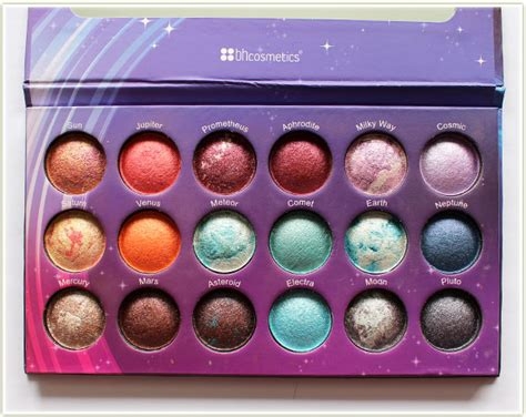 swatch sunday bh cosmetics galaxy chic makeup your mind