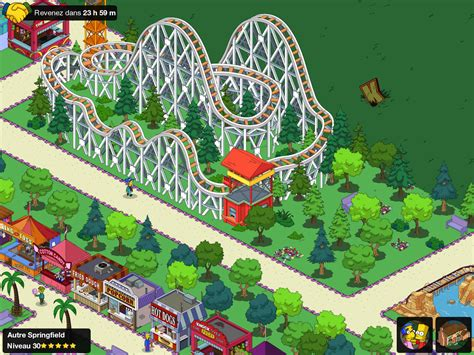party themes springfield park comment construire krustyland