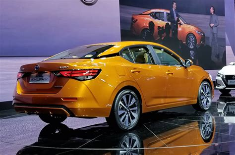 2019 nissan sylphy all new 2019 nissan sylphy revealed in auto shanghai