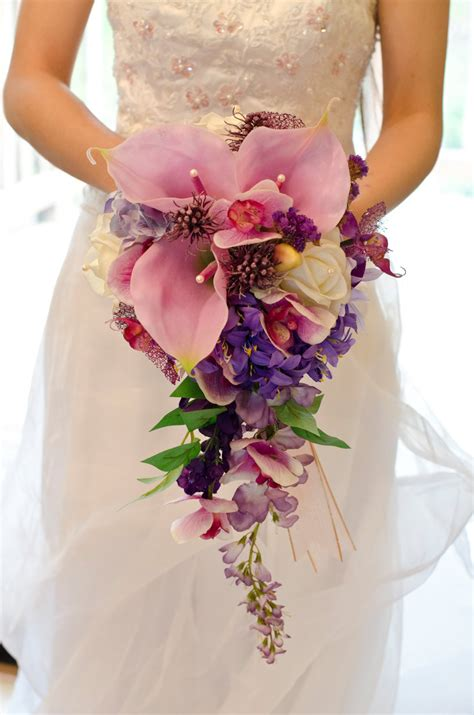 Where Can I Get A Wedding Bouquet by Could We See Your Cascade Nosegay Or Posy Bouquets