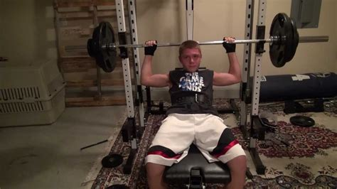 old bench press xavier fernandez 13 years old bench pressing 200lbs youtube