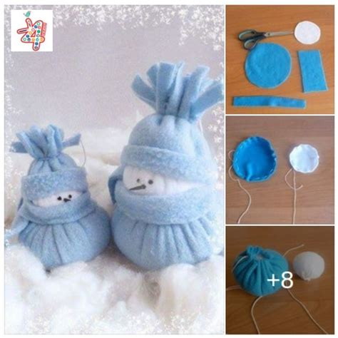 step by step chrismas craft diy snowman step by step tutorial craft community