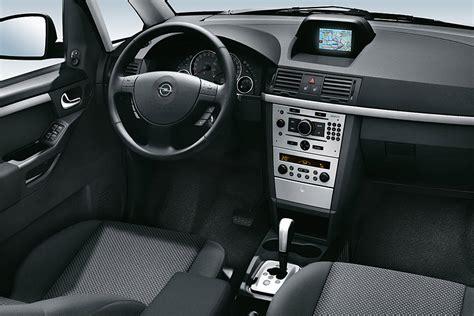 opel meriva 2006 interior opel meriva 2006 precios motores equipamientos