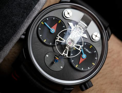 mb f shows mb f lm1 silberstein limited edition watches on ablogtowatch