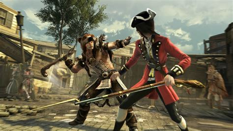 Ac 3 4 Pk assassin s creed 3 les costumes de connor en images