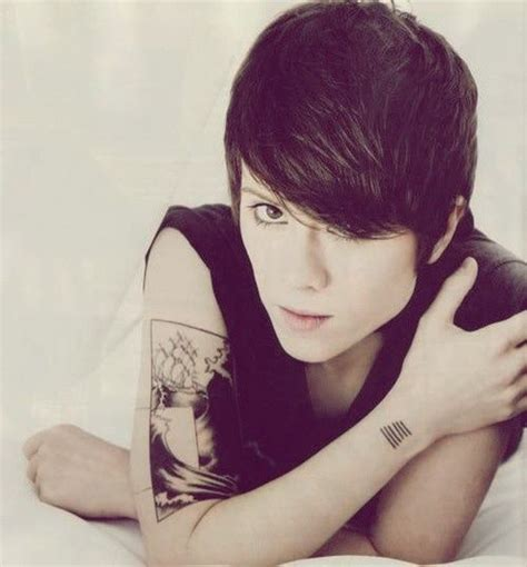 tegan and sara tattoos 79 best i quin images on tegan and