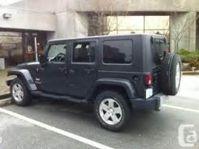 2010 Jeep Wrangler 4 Door 2010 Jeep Wrangler Unlimited 4 Door 4x4 For Sale
