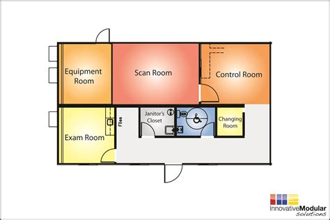Custom Floor Plans Free available temporary or permament modular healthcare buildings