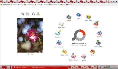 download bug terbari three free download photoscape v 3 6 terbaru 2012 komputer and