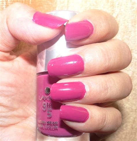 Nail Colors by Be 9 To 5 Ready With Lakme Nail Colors Chamber Of