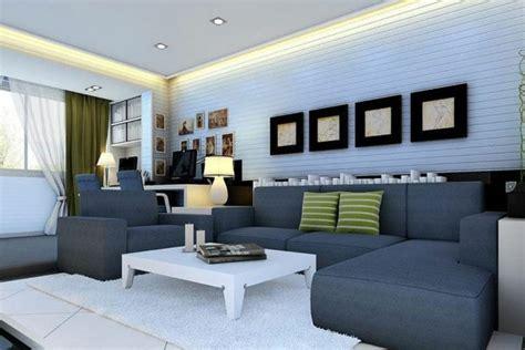 iluminacion salon sin falso techo focos led indirectos para iluminar el sal 243 n 50 ideas