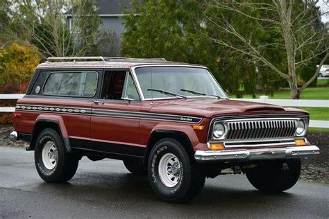 jeep cherokee chief xj 1977 jeep cherokee chief s cars pinterest jeeps