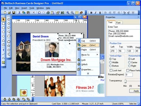 program to make business cards bcf file extension open bcf files