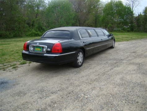 2006 lincoln town car sale limousine for sale 2006 lincoln town car executive limo
